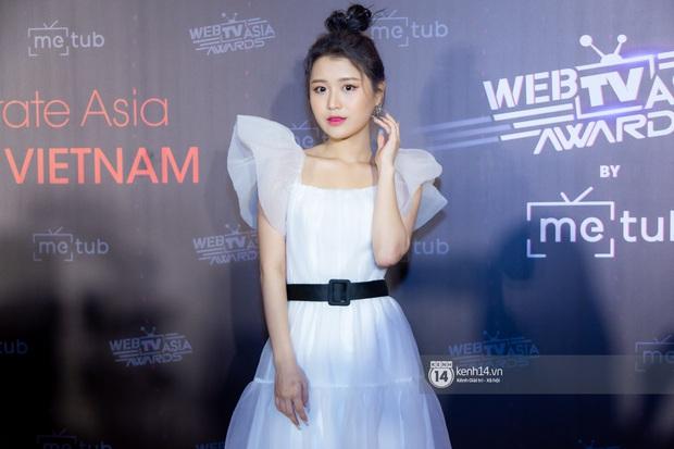 Thảm đỏ WebTVAsia Awards 2019: Nhã Phương, Chi Pu đồng loạt khoe vai thon gợi cảm, cùng dàn nghệ sĩ châu Á tự tin khoe sắc - Ảnh 16.