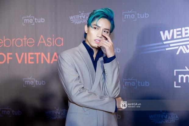 Thảm đỏ WebTVAsia Awards 2019: Nhã Phương, Chi Pu đồng loạt khoe vai thon gợi cảm, cùng dàn nghệ sĩ châu Á tự tin khoe sắc - Ảnh 10.