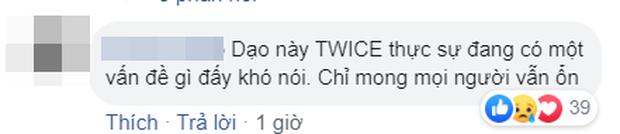 Fan hoang mang tột độ khi lộ khoảnh khắc Nayeon (TWICE) buồn bã bật khóc lúc xem TXT trình diễn ở MAMA 2019 - Ảnh 8.