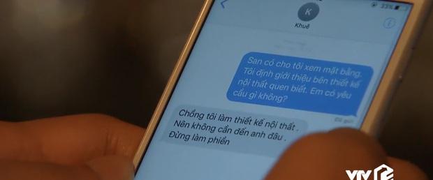 Netizen soi ra cục sạn to hơn cả nghiệp của Thái ở Hoa Hồng Trên Ngực Trái: Ai đời nhắn tin app này nhận được ở app nọ? - Ảnh 4.
