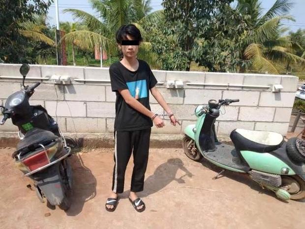 Bé trai 13 tuổi thực hiện trót lọt 22 vụ trộm xe chỉ vì muốn cung phụng cho người yêu 22 tuổi gây xôn xao cộng đồng mạng - Ảnh 2.