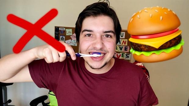 Những thói quen cần tránh khi vệ sinh răng miệng - Ảnh 1.