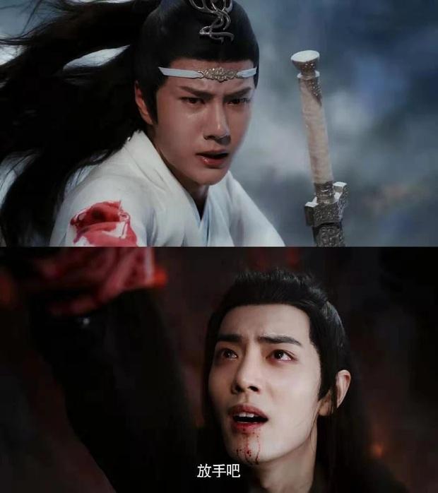 6 phân cảnh làm người xem đầm đìa nước mắt ở phim Hoa ngữ: Vừa thương vừa sợ nhìn Tiêu Chiến khóc ra máu - Ảnh 2.