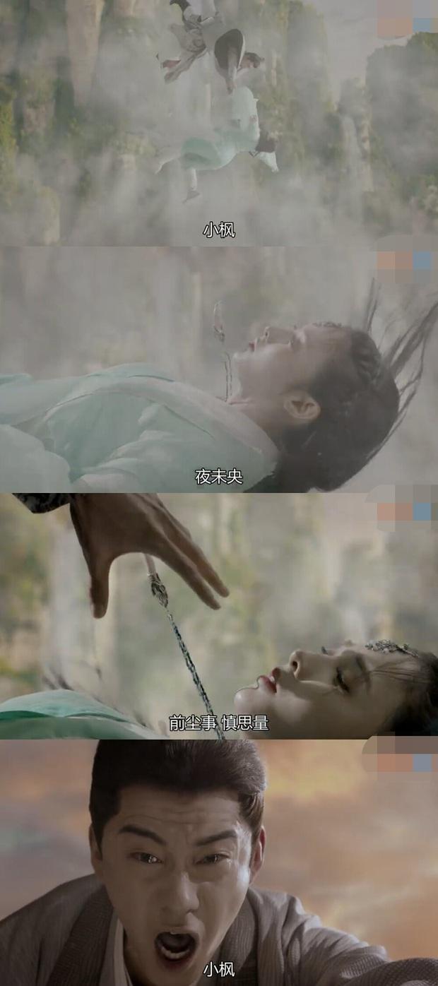 6 phân cảnh làm người xem đầm đìa nước mắt ở phim Hoa ngữ: Vừa thương vừa sợ nhìn Tiêu Chiến khóc ra máu - Ảnh 5.