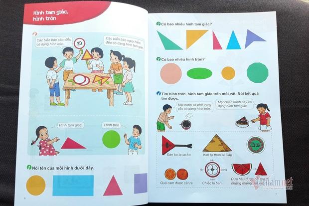 Những điểm mới của sách giáo khoa môn toán lớp 1 - Ảnh 4.