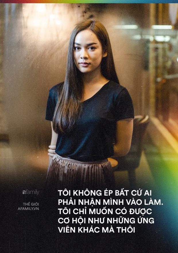 Góc khuất của cuộc đời người chuyển giới Thái Lan: Xã hội chấp nhận nhưng gia đình chối bỏ, ước mơ làm giáo viên quá xa xôi - Ảnh 4.