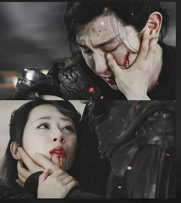 6 phân cảnh làm người xem đầm đìa nước mắt ở phim Hoa ngữ: Vừa thương vừa sợ nhìn Tiêu Chiến khóc ra máu - Ảnh 8.