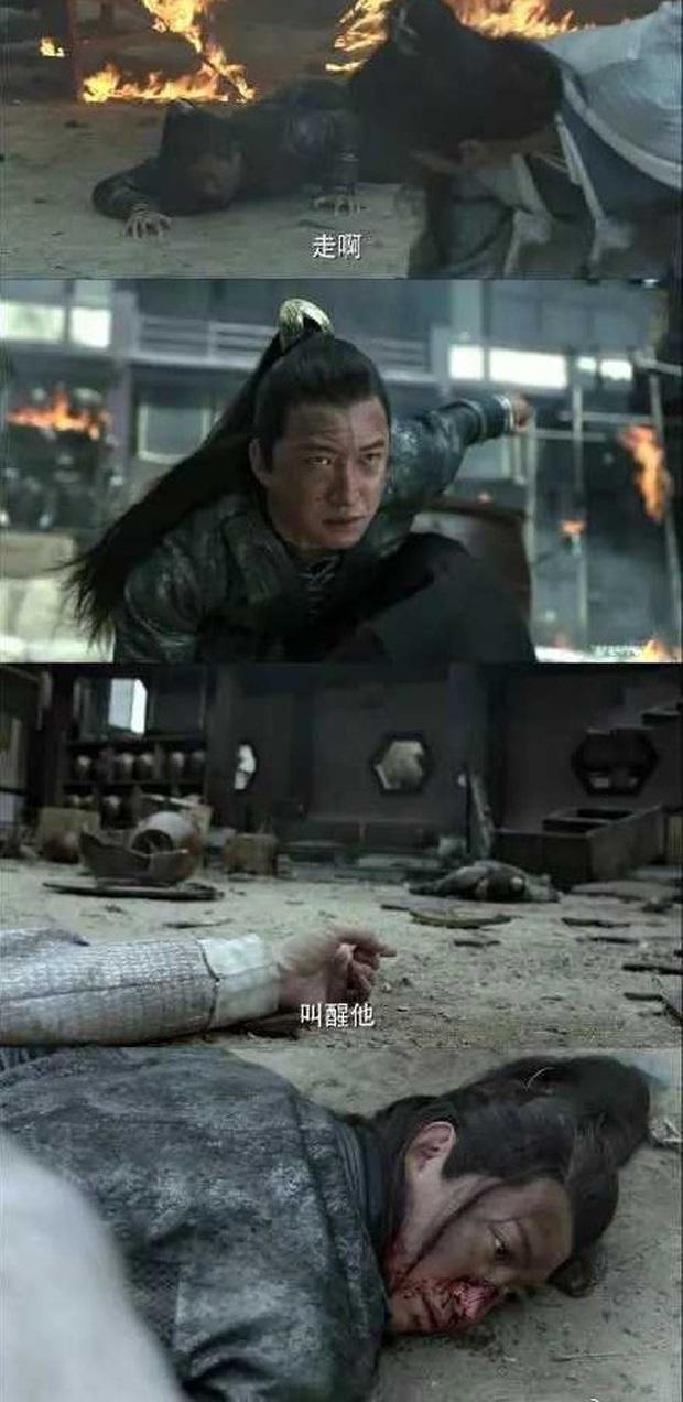 6 phân cảnh làm người xem đầm đìa nước mắt ở phim Hoa ngữ: Vừa thương vừa sợ nhìn Tiêu Chiến khóc ra máu - Ảnh 9.
