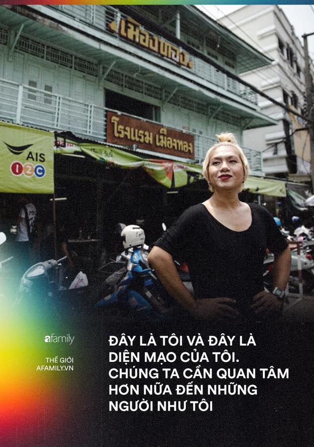 Góc khuất của cuộc đời người chuyển giới Thái Lan: Xã hội chấp nhận nhưng gia đình chối bỏ, ước mơ làm giáo viên quá xa xôi - Ảnh 7.