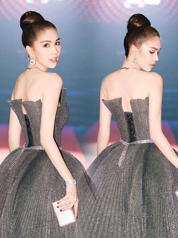Hiếm lắm mới thấy Ngọc Trinh diện váy công chúa lộng lẫy, phải công nhận rằng còn xuất sắc hơn những bộ váy xẻ hiểm hóc - Ảnh 3.