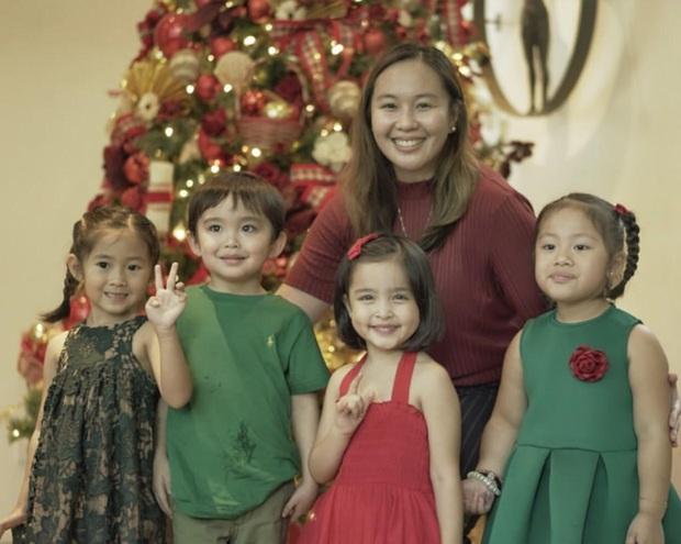 """Con gái mỹ nhân đẹp nhất Philippines gây bão khi cắt tóc ngắn: Giống mẹ y như đúc, không hổ danh """"tiểu mỹ nhân"""" - Ảnh 2."""