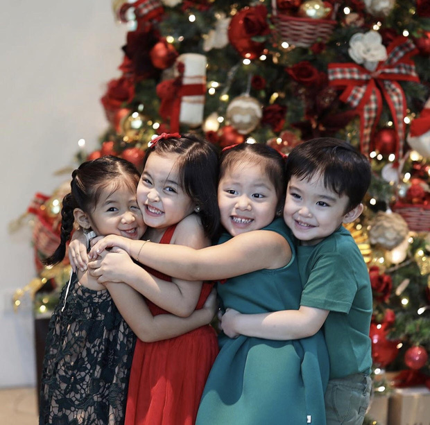 """Con gái mỹ nhân đẹp nhất Philippines gây bão khi cắt tóc ngắn: Giống mẹ y như đúc, không hổ danh """"tiểu mỹ nhân"""" - Ảnh 3."""