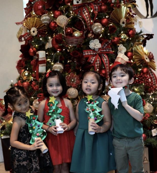 """Con gái mỹ nhân đẹp nhất Philippines gây bão khi cắt tóc ngắn: Giống mẹ y như đúc, không hổ danh """"tiểu mỹ nhân"""" - Ảnh 1."""