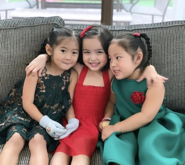 """Con gái mỹ nhân đẹp nhất Philippines gây bão khi cắt tóc ngắn: Giống mẹ y như đúc, không hổ danh """"tiểu mỹ nhân"""" - Ảnh 4."""