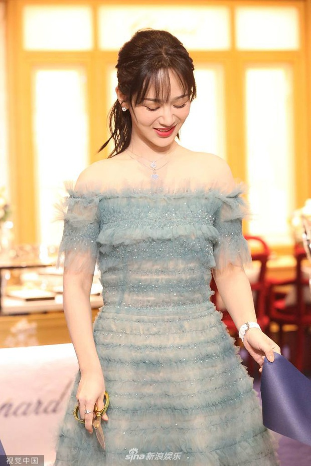 Sau nghi vấn đi thẩm mỹ viện trùng tu sắc đẹp, Dương Tử lần đầu xuất hiện cực xinh đẹp với khí chất thần tiên - Ảnh 5.