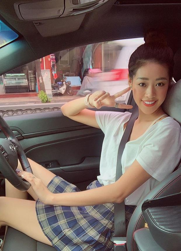 Tiết lộ nhan sắc đời thường và ảnh quá khứ hiếm hoi của Tân Hoa hậu Hoàn vũ Việt Nam Khánh Vân - Ảnh 8.