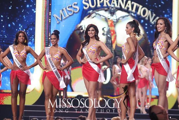 Mỹ nhân Thái Lan đăng quang, Ngọc Châu giật giải Hoa hậu Châu Á cùng thành tích Top 10 trong chung kết Miss Supranational 2019 - Ảnh 7.