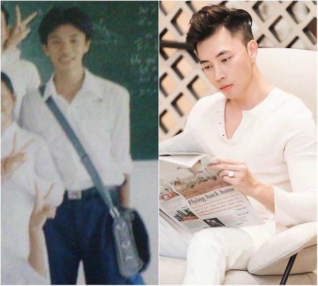 ... Trước 11 năm của Jason Nguyễn.