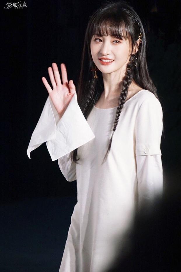 Trịnh Sảng đẹp đến nghẹt thở với bộ ảnh hoá thân thành nữ thần mặt trời, thần thái ngày càng xuất sắc và đẳng cấp - Ảnh 6.
