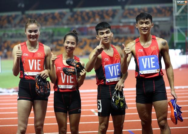 Chiến thuật cực dị giúp điền kinh Việt Nam có HCV đầu tiên SEA Games 2019 - Ảnh 1.