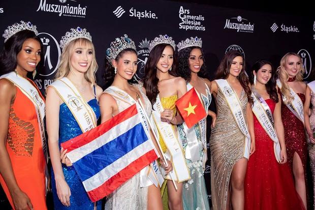 Mỹ nhân Thái Lan đăng quang, Ngọc Châu giật giải Hoa hậu Châu Á cùng thành tích Top 10 trong chung kết Miss Supranational 2019 - Ảnh 8.