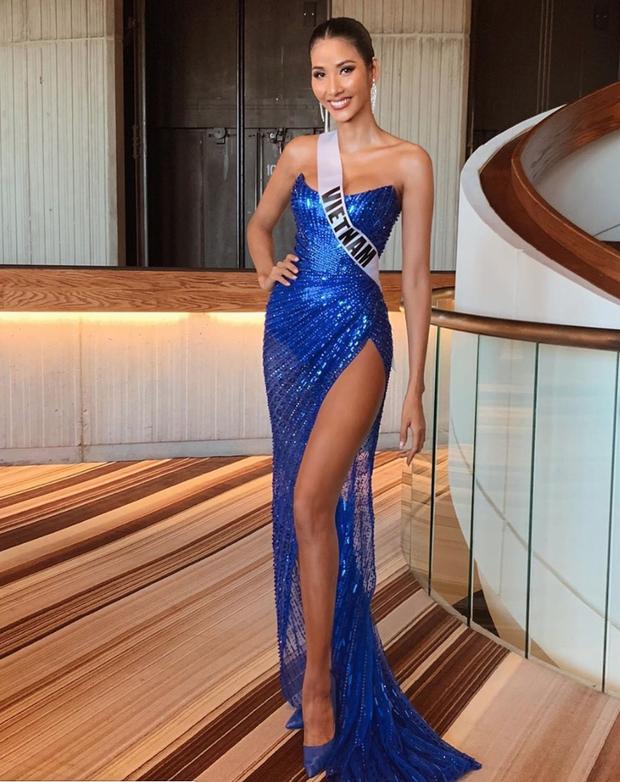 Hé lộ sân khấu bán kết Miss Universe 2019: Gây thất vọng vì đường catwalk hẹp, kém hoành tráng - Ảnh 5.