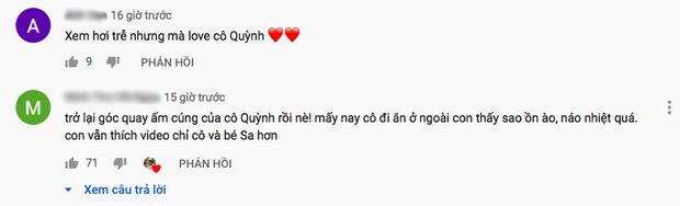 """Dân mạng """"chê"""" loạt vlog ở Việt Nam của mẹ con Quỳnh Trần - bé Sa vì quá ồn ào, phải về Nhật Bản thì mới lấy lại phong độ - Ảnh 9."""