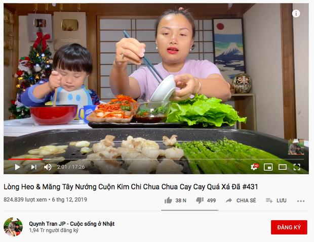 """Dân mạng """"chê"""" loạt vlog ở Việt Nam của mẹ con Quỳnh Trần - bé Sa vì quá ồn ào, phải về Nhật Bản thì mới lấy lại phong độ - Ảnh 1."""