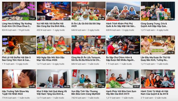"""Dân mạng """"chê"""" loạt vlog ở Việt Nam của mẹ con Quỳnh Trần - bé Sa vì quá ồn ào, phải về Nhật Bản thì mới lấy lại phong độ - Ảnh 5."""