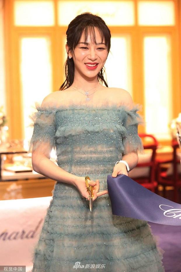 Sau nghi vấn đi thẩm mỹ viện trùng tu sắc đẹp, Dương Tử lần đầu xuất hiện cực xinh đẹp với khí chất thần tiên - Ảnh 7.