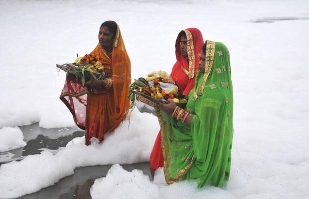 Địa điểm check-in sống ảo đẹp như thiên đường ở Ấn độ, nhưng đau lòng thay đó lại là hậu quả của ô nhiễm nghiêm trọng - Ảnh 4.