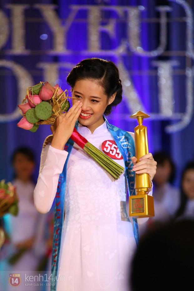 Lộ loạt ảnh hiếm thời đi học của Hoa hậu Hoàn vũ Khánh Vân: Hoa khôi áo dài 6 năm trước, gương mặt nhìn phát là yêu - Ảnh 6.