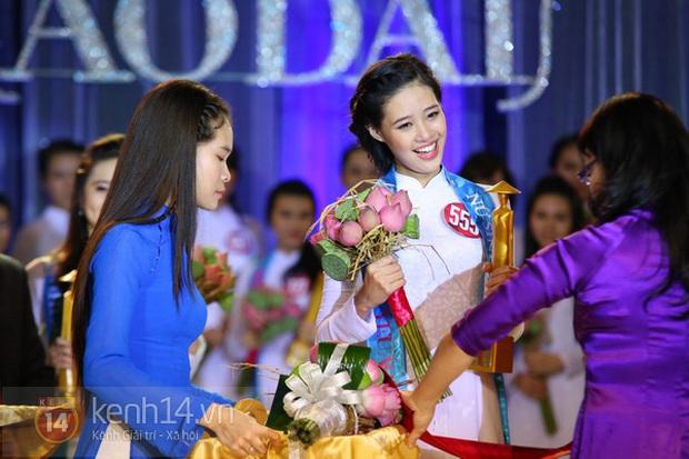Lộ loạt ảnh hiếm thời đi học của Hoa hậu Hoàn vũ Khánh Vân: Hoa khôi áo dài 6 năm trước, gương mặt nhìn phát là yêu - Ảnh 5.