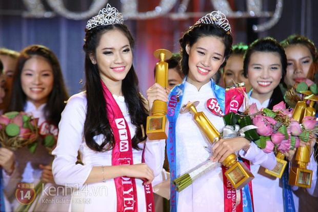 Lộ loạt ảnh hiếm thời đi học của Hoa hậu Hoàn vũ Khánh Vân: Hoa khôi áo dài 6 năm trước, gương mặt nhìn phát là yêu - Ảnh 4.