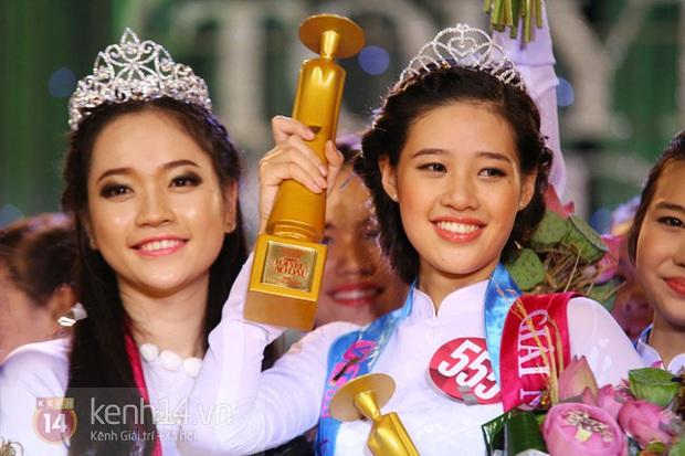 Lộ loạt ảnh hiếm thời đi học của Hoa hậu Hoàn vũ Khánh Vân: Hoa khôi áo dài 6 năm trước, gương mặt nhìn phát là yêu - Ảnh 3.