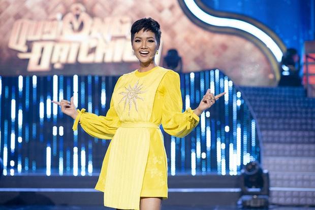 HHen Niê: Từ kẻ bại trận tại Next Top Model đến Quán quân Cuộc đua kỳ thú - Ảnh 12.