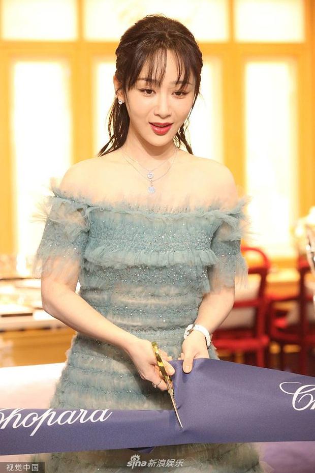 Sau nghi vấn đi thẩm mỹ viện trùng tu sắc đẹp, Dương Tử lần đầu xuất hiện cực xinh đẹp với khí chất thần tiên - Ảnh 3.