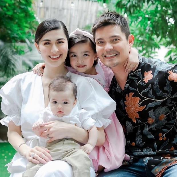 """Con gái mỹ nhân đẹp nhất Philippines gây bão khi cắt tóc ngắn: Giống mẹ y như đúc, không hổ danh """"tiểu mỹ nhân"""" - Ảnh 5."""