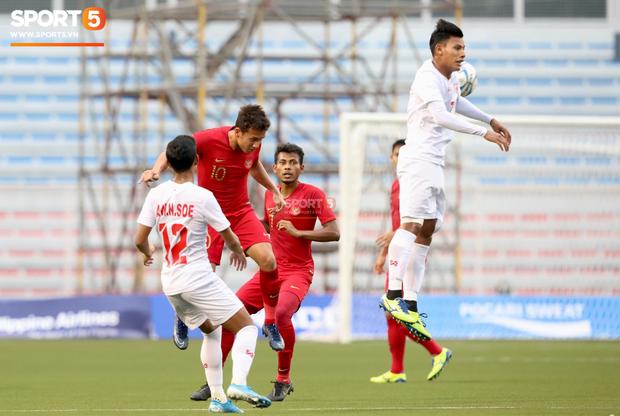 U22 Indonesia 4-2 U22 Myanmar: Đánh bại Myanmar, Indonesia hẹn Việt Nam tại trận chung kết SEA Games 30 - Ảnh 19.