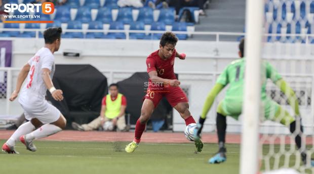 U22 Indonesia 4-2 U22 Myanmar: Đánh bại Myanmar, Indonesia hẹn Việt Nam tại trận chung kết SEA Games 30 - Ảnh 15.
