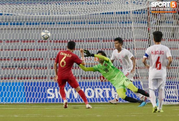 U22 Indonesia 4-2 U22 Myanmar: Đánh bại Myanmar, Indonesia hẹn Việt Nam tại trận chung kết SEA Games 30 - Ảnh 2.