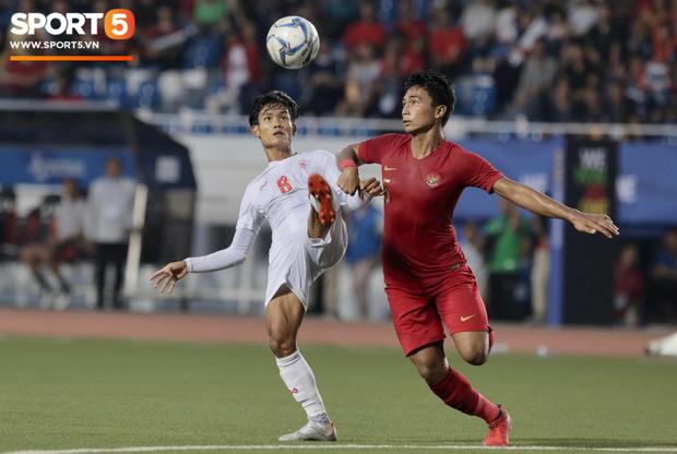U22 Indonesia 4-2 U22 Myanmar: Đánh bại Myanmar, Indonesia hẹn Việt Nam tại trận chung kết SEA Games 30 - Ảnh 12.