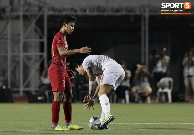 U22 Indonesia 4-2 U22 Myanmar: Đánh bại Myanmar, Indonesia hẹn Việt Nam tại trận chung kết SEA Games 30 - Ảnh 8.