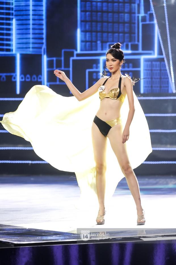 Mãn nhãn phần thi bikini nóng bỏng của Top 15 Hoa hậu Hoàn vũ Việt Nam: Toàn body đỉnh cao, trang phục ấn tượng - Ảnh 11.