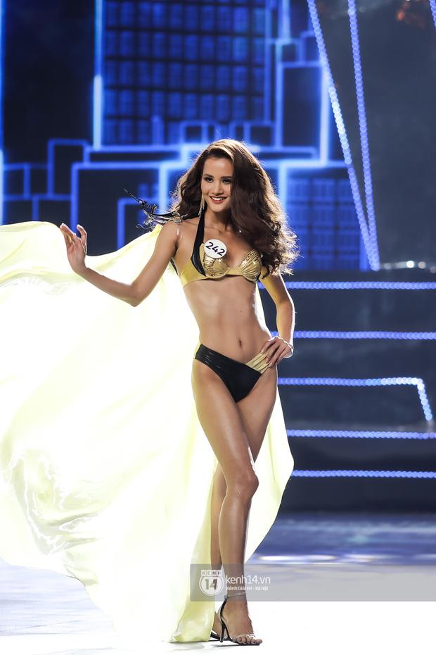 Mãn nhãn phần thi bikini nóng bỏng của Top 15 Hoa hậu Hoàn vũ Việt Nam: Toàn body đỉnh cao, trang phục ấn tượng - Ảnh 14.