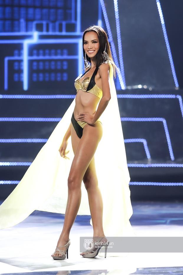 Mãn nhãn phần thi bikini nóng bỏng của Top 15 Hoa hậu Hoàn vũ Việt Nam: Toàn body đỉnh cao, trang phục ấn tượng - Ảnh 15.