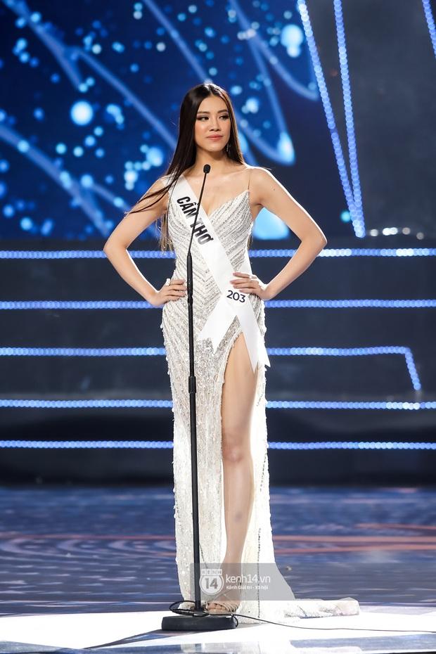 Phần ứng xử xuất sắc của Top 3 người đẹp Hoa hậu Hoàn vũ 2019: Thúy Vân, Khánh Vân hay Kim Duyên đỉnh hơn? - Ảnh 2.