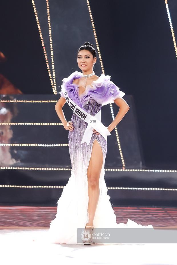 Phần ứng xử xuất sắc của Top 3 người đẹp Hoa hậu Hoàn vũ 2019: Thúy Vân, Khánh Vân hay Kim Duyên đỉnh hơn? - Ảnh 3.