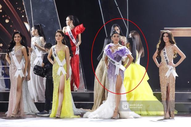 Nóng: Đang chuẩn bị nhận giải, Hương Ly bất ngờ ngất xỉu ngay trên sân khấu Hoa hậu Hoàn vũ Việt Nam 2019 - Ảnh 3.