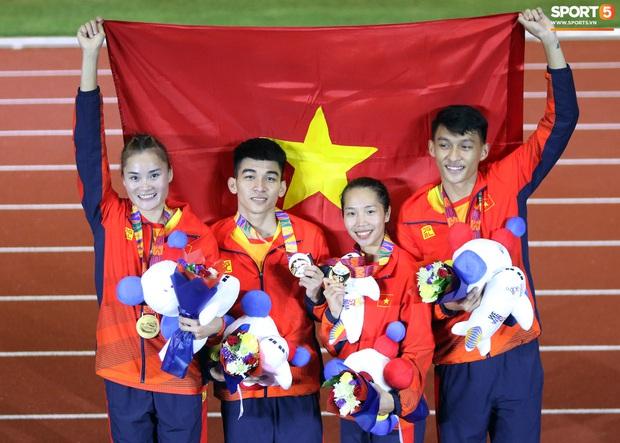 Chiến thuật cực dị giúp điền kinh Việt Nam có HCV đầu tiên SEA Games 2019 - Ảnh 5.